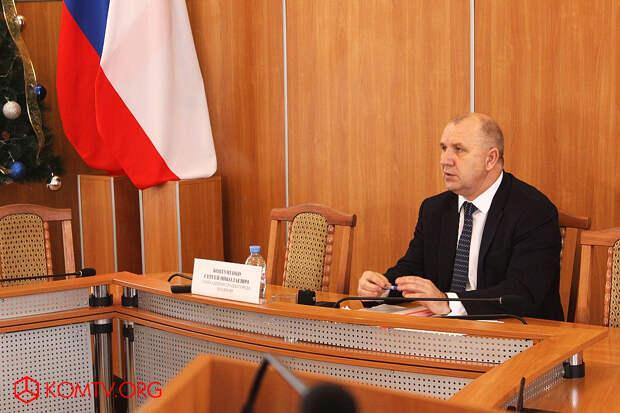 Журналисты пообщались с Главой администрации Феодосии Сергеем Бовтуненко