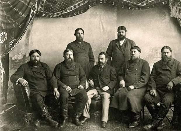 По каким русским фамилиям можно определить потомков Чингисхана