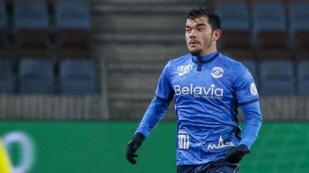 Украинский полузащитник Александр Нойок может перейти в ФК «Оренбург»