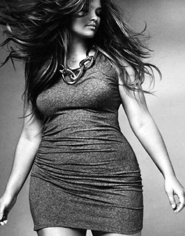 Топ-10 красавиц- моделей plus-size -- забудьте о тощих красотках, сегодня бал правят настоящие женщины!