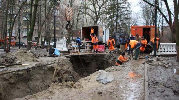 Ростовчане согласились сЛогвиненко поповоду разрушенных дорог
