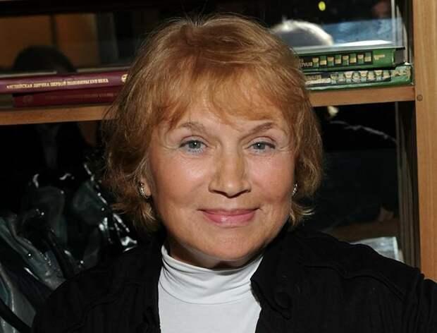 Галина Данелия - жена Георгия Данелия