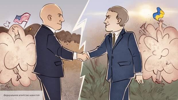 У Украины есть шанс избавиться от влияния США: надо использовать бунты в Америке - Кацман