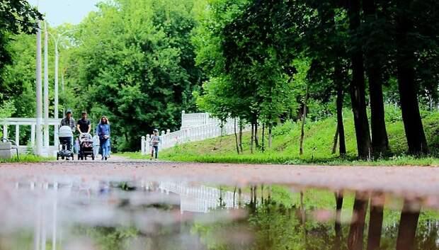 Выходные 29–31 мая в Подольске: открытие парков и мастер‑классы онлайн