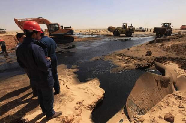 Ливия наладила добычу нефти, возвращаясь к прежним показателям
