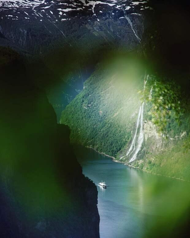 Лучшая из планет: мир в объективе Маркуса Магнберга