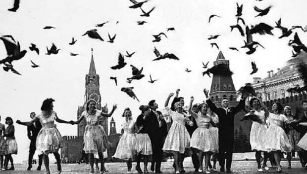 Советская «оттепель» 1960‑х в объективе Владимира Лагранжа