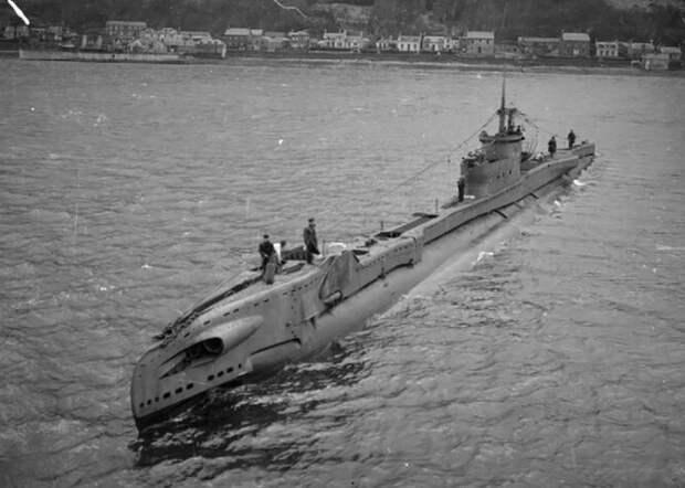 Эхо войны: пропавшая 80 лет назад подводная лодка