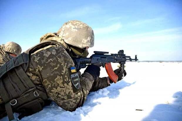 Ополченцы начали уничтожать позиции украинских военных