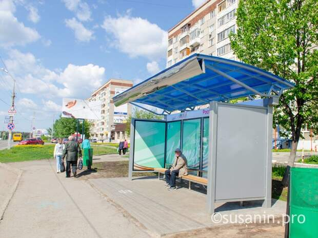 Дезинфекцию остановок и детских площадок планируют начать в Удмуртии