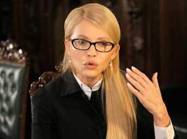 Тимошенко: Обама и Меркель отберут Савченко у Путина