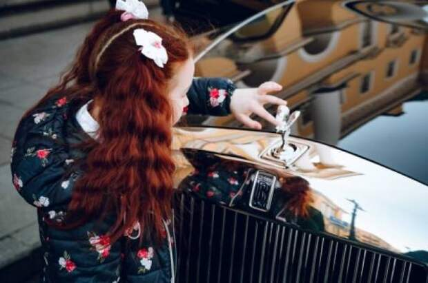 7-летняя петербурженка выиграла во Всемирном конкурсе от Rolls-Royce