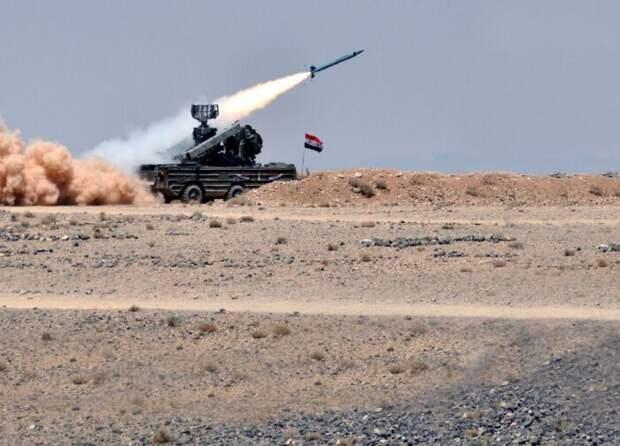 СМИ: Россия потеряла терпение в связи с атаками Израиля по Сирии