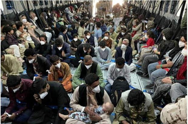 США и союзники за сутки эвакуировали из Афганистана 19 тысяч человек