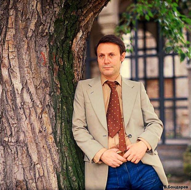 18 июня 1935 года родился Юрий Соломин