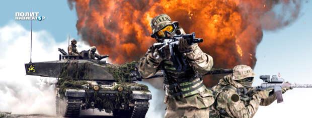 Американцы готовят ВСУ к городским боям в Донбассе