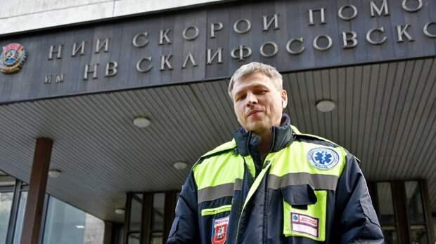 Драгоценные секунды: как работает московская сеть сосудистых центров