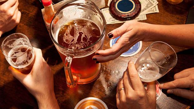 5 фактов о пиве, не злоупотребляйте