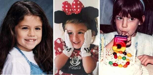 Посмотрите, какими сладкими малышками были 15 знаменитых красавиц дотого, как оних узнал весь мир