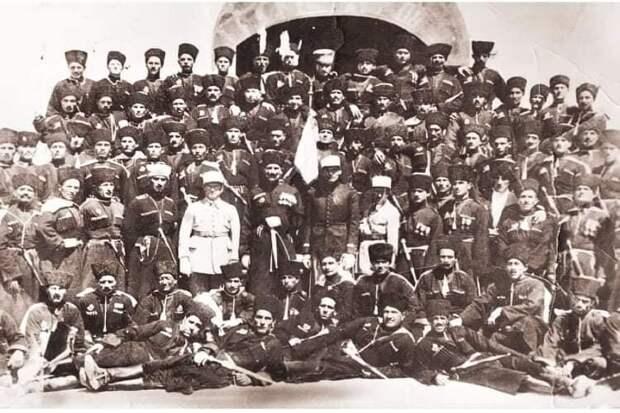 Черкесский полк в аш-Шаме