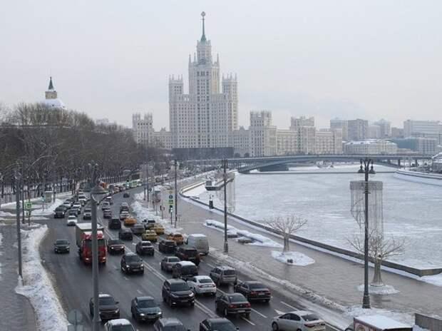 Вильфанд призвал москвичей не ожидать снега на текущей неделе