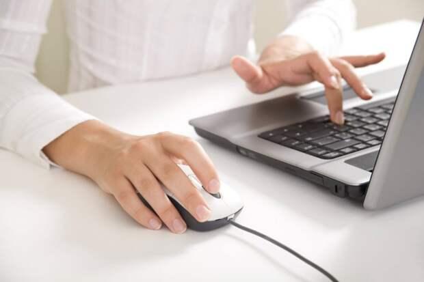 Компьютер/Фото из архива редакции
