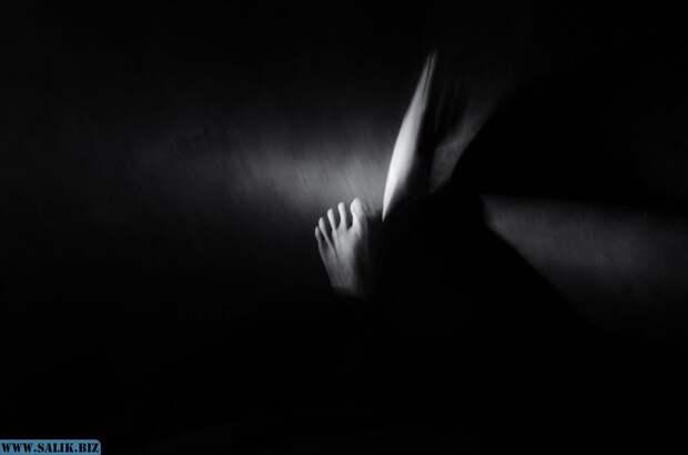 Пережившие сонный паралич рассказывают свои истории