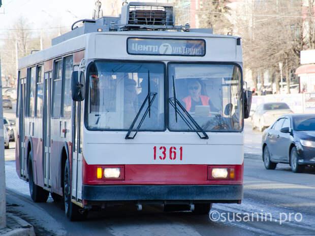 В Ижевске в выходные из-за замены трубопровода перекроют улицу Дзержинского