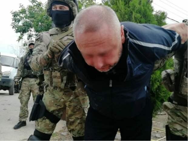 Похитителя подростка в Крыму арестовали на два месяца