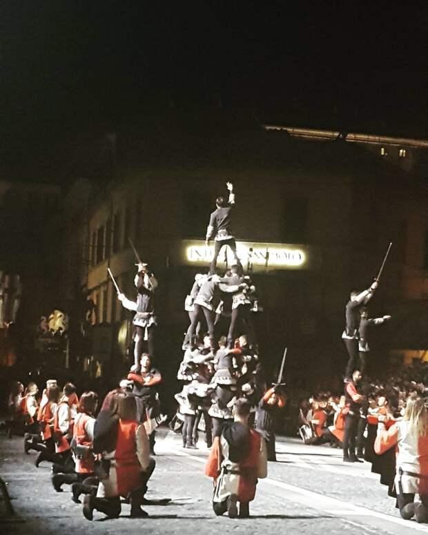 Фестивали каштанов в Италии