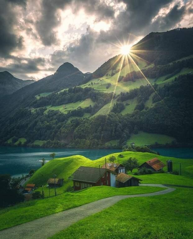 Вы можете переехать в эту деревню в горах - и вам просто так дадут $70 000!