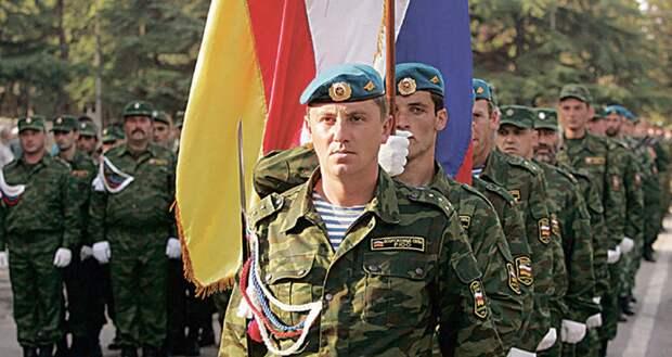 Российские войска в Южной Осетии. Источник изображения: https://politinform.su/