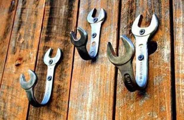 Крючки для одежды дача, идеи для дачи, мужская пещера, сделай сам