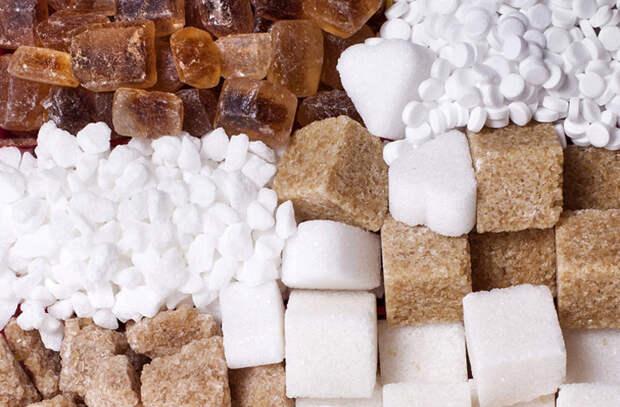 Заменители сахара: самые полезные и вредные