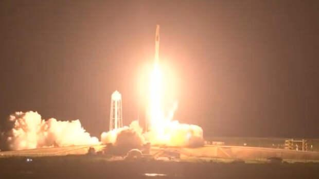 SpaceX успешно запустила второй в истории полет к МКС