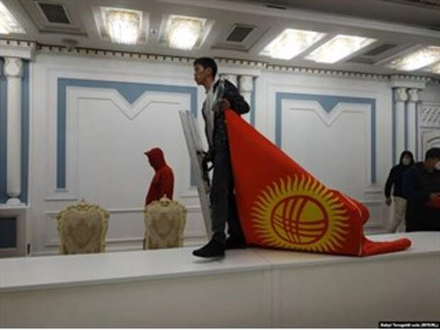 Киргизская народная забава – периодично менять северян на южан и наоборот