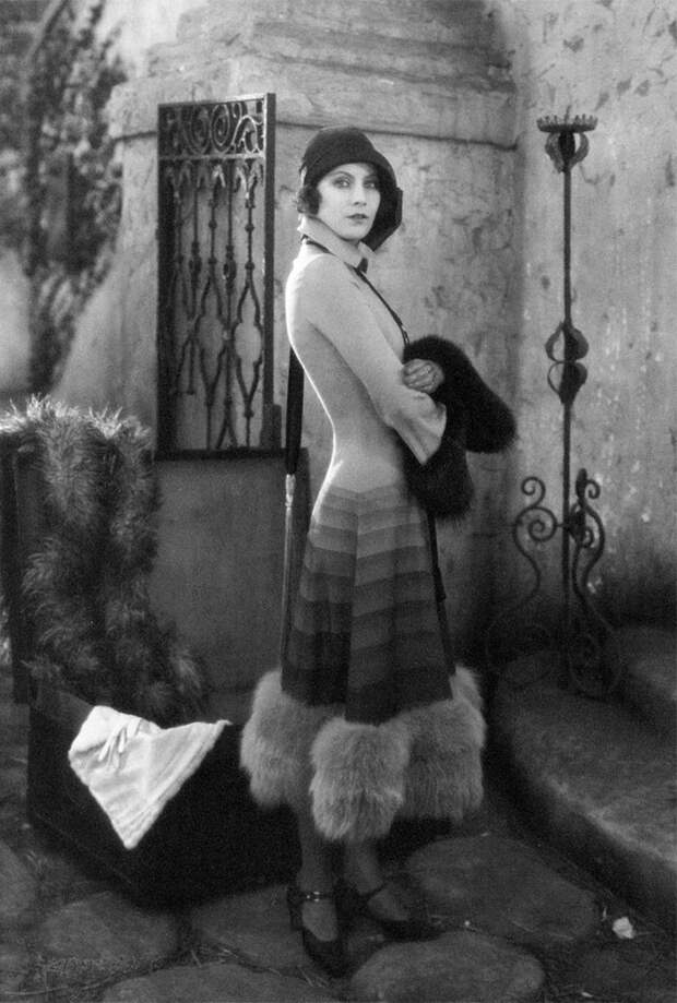 Потрясающая женская мода 1920-х годов в фотографиях того времени 1920, 20 век, мода, ретро, фотографии