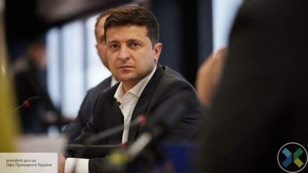 Зеленский заявил, что Украина в будущем откажется от угля