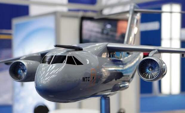 Почему самолет ОКБ Антонова потеснил наш Ил-214