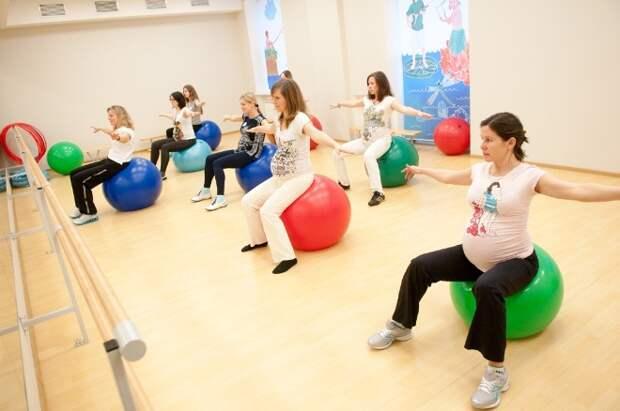 Пять способов безопасной тренировки во время беременности