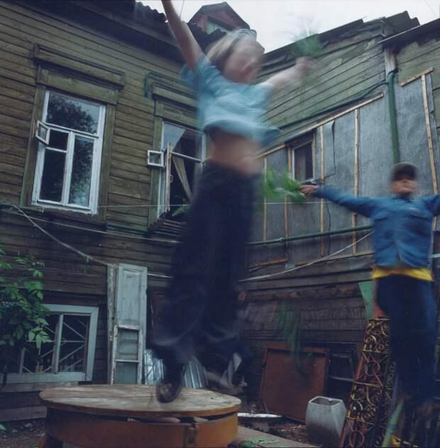 Постсоветская жизнь на снимках Сергея Чиликова