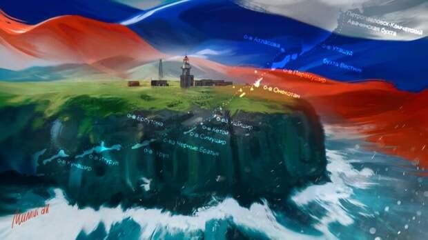 Японские политики любят смотреть на российские Курилы