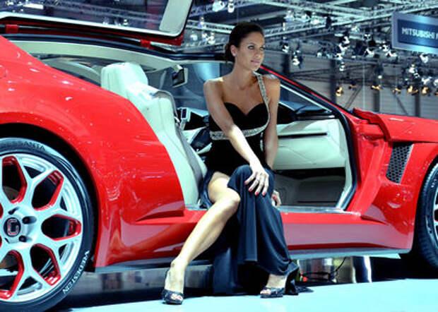 #MeToo: Женевский автосалон может лишитьcя девушек-моделей