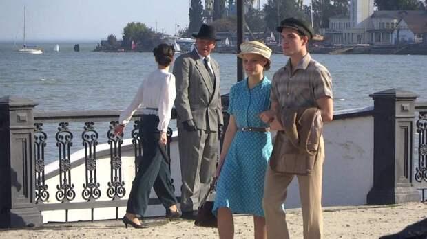 Закрыв для РФ кинематографическую Одессу, бандеровцы возродили российский Таганрог