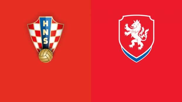Хорватия - Чехия. 18.06.2021. Где смотреть онлайн трансляцию матча