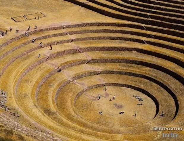 «Сельскохозяйственные лаборатории» цивилизации инков