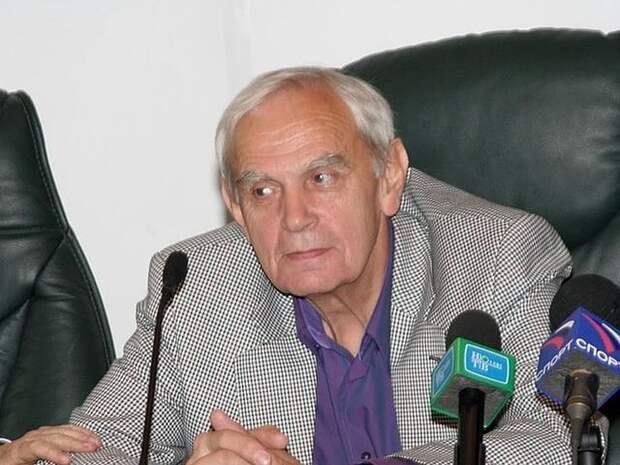 Умер Борис Боровский, советский теннисист и известный комментатор