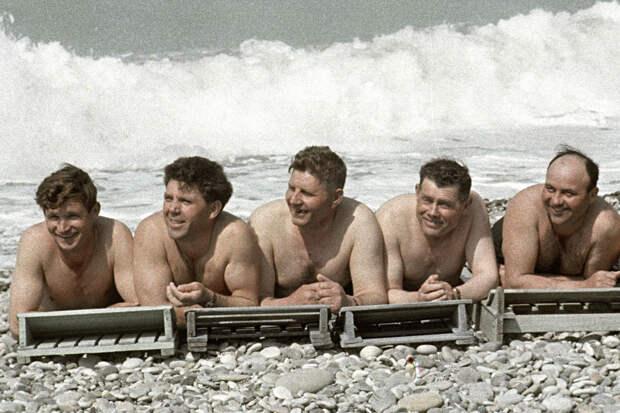 Что мог себе позволить советский человек в отпуске (ФОТО)