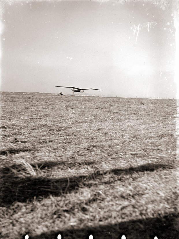 Minimoa Glider, 1930s Japan