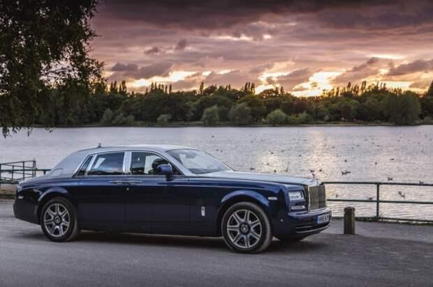 Автомобиль для богачей. |Фото: motorverso.com.